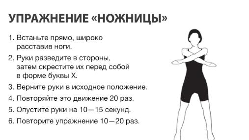 6 упражнений для красивых рук 2