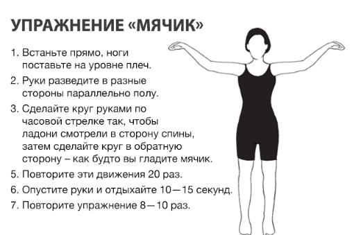 6 упражнений для красивых рук 3