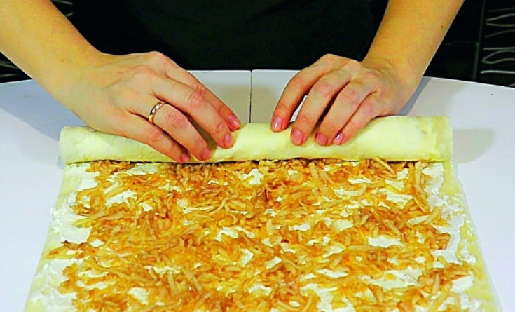 Этот десерт вы будете готовить каждый день. Все, кто пробовал, не догадался что выпечка без теста 1