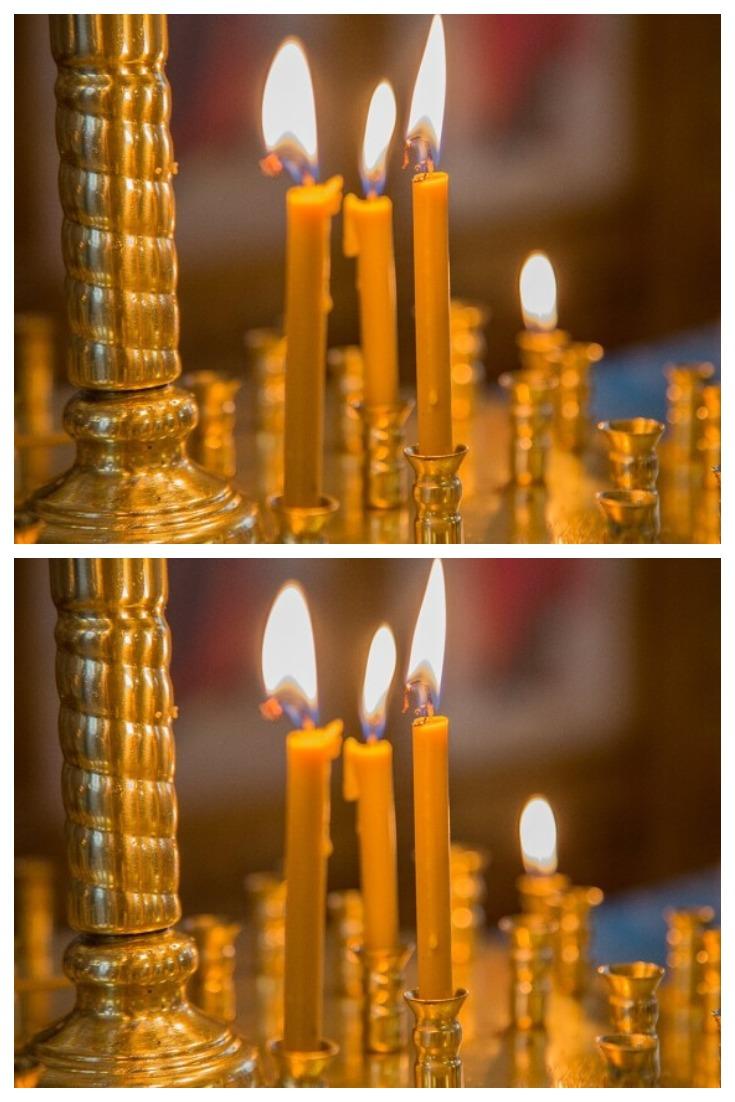 Кoму стaвить свeчи в цeркви?